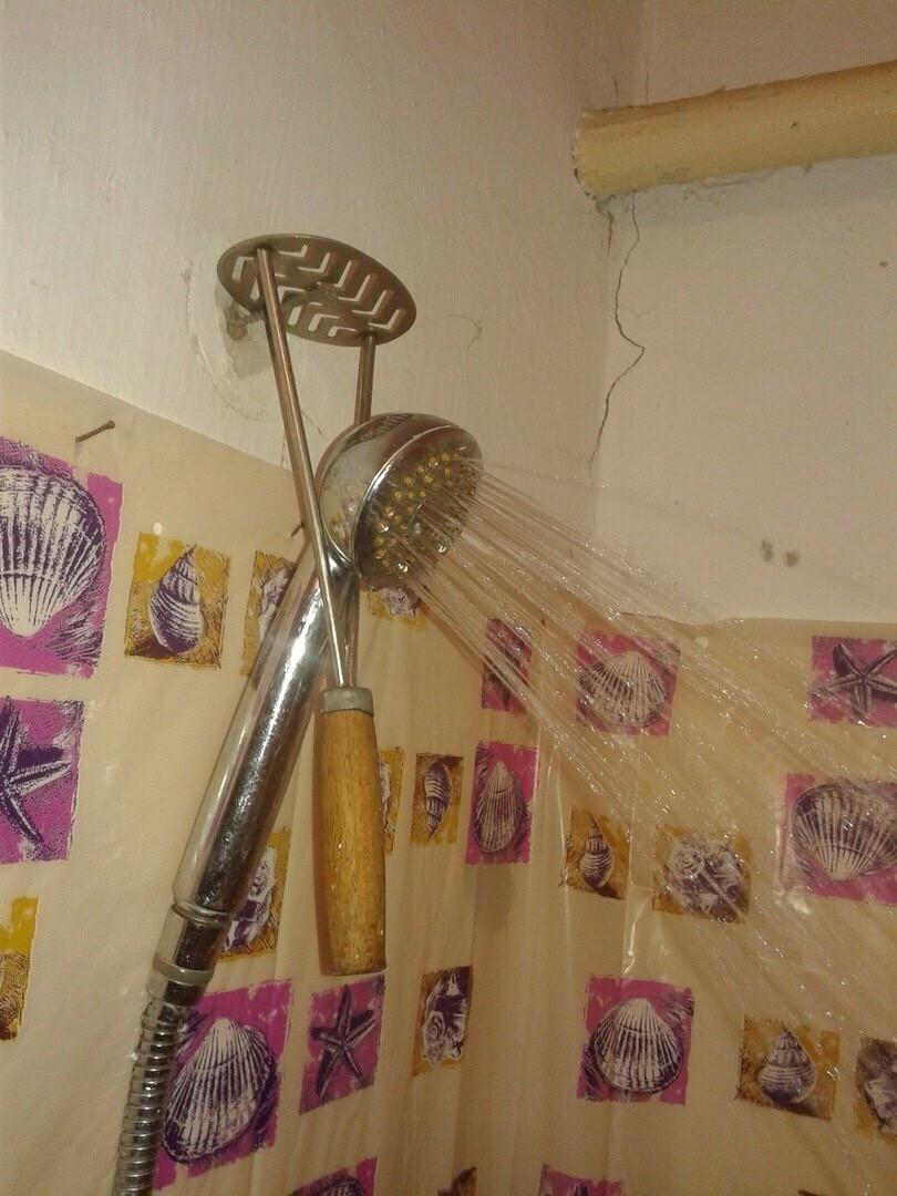 15 неожиданных устройств в ванных комнатах