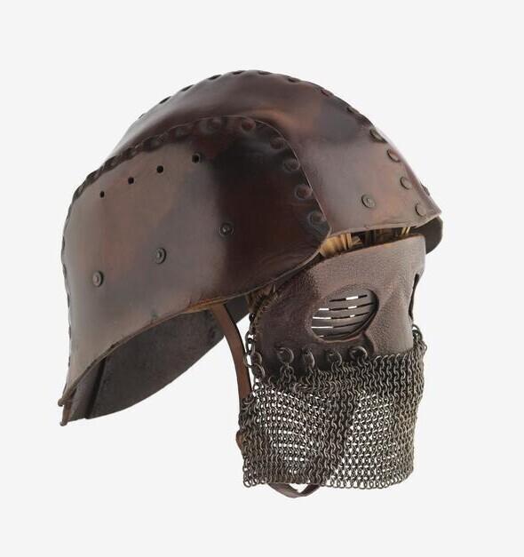 12. Танковый шлем Первой мировой