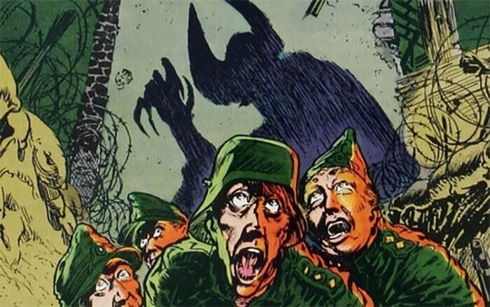 5. Американские военные использовали суеверия и притворялись вампирами и призраками, чтобы отпугнуть врагов