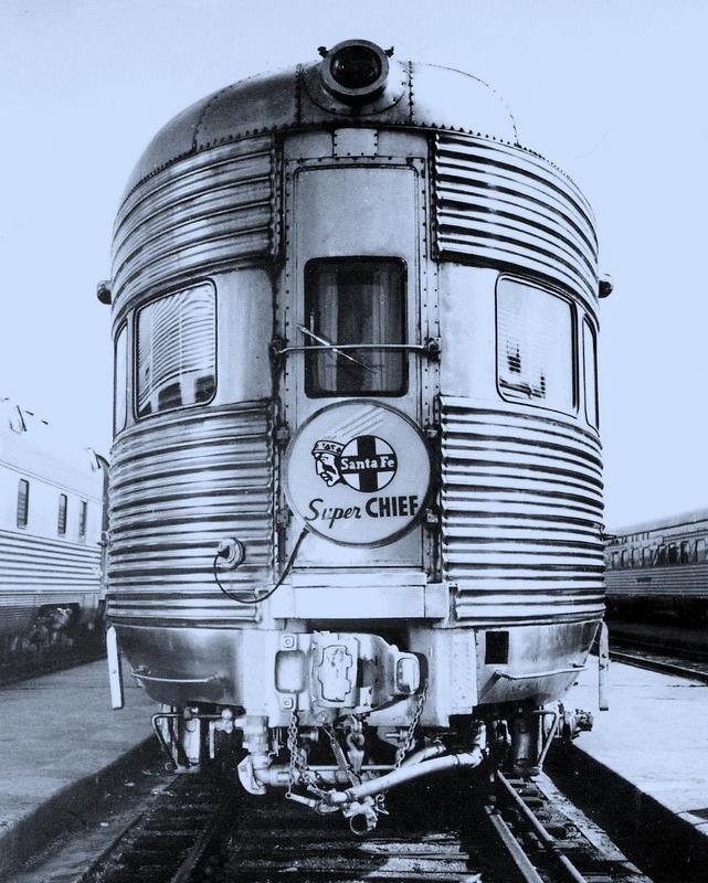 Super Chief  - американский поезд, курсировавший  один раз в неделю из Чикаго до Лос-Анджелеса