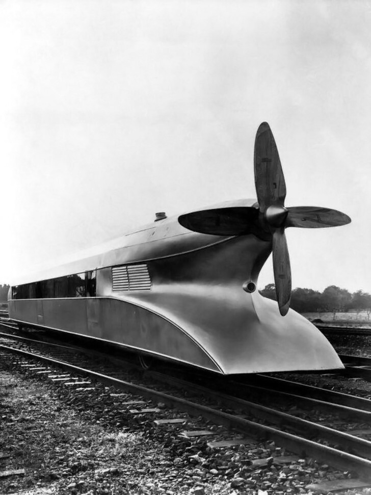 Schienenzeppelin, «Рельсовый Цеппелин», июнь 1931 года