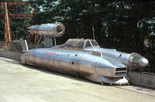 AeroTrain №02