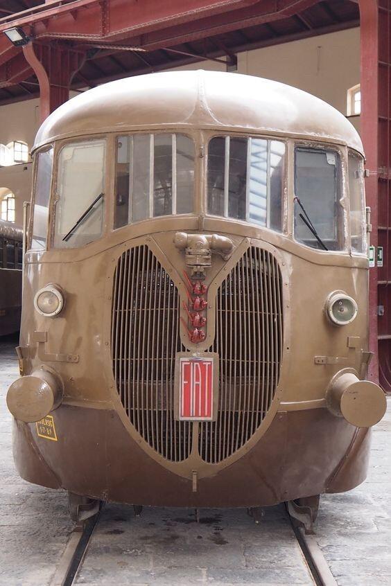 Локомомотив фирмы Фиат, 1951 год