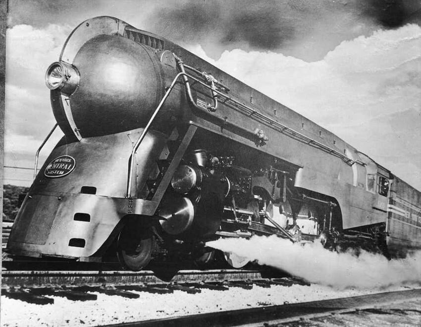 20th Century Limited, Нью-Йорк, 1938 год