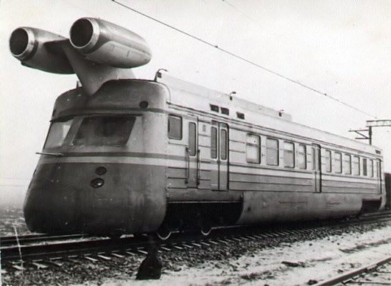 Советский  Як-40, 1969 год