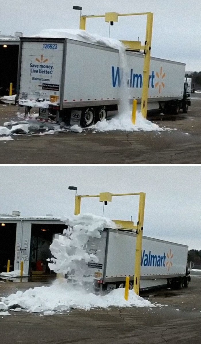 6. Снегоуборочная машина для грузовиков