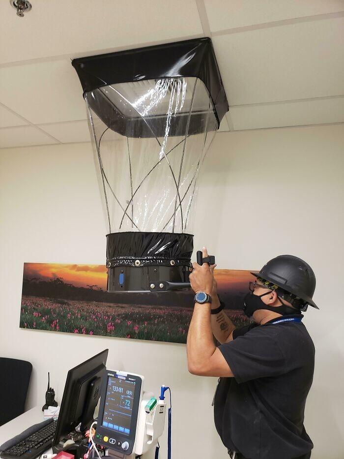 16. Велометр, инструмент для измерения скорости воздуха