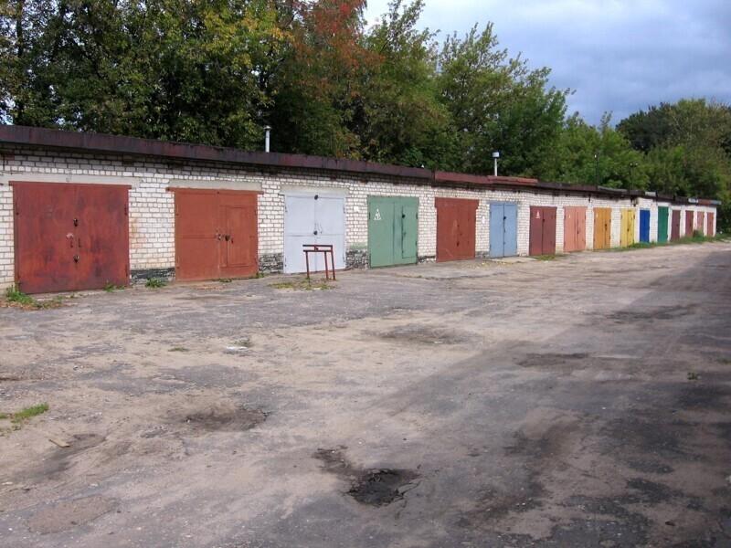 4. Владельцы гаражей смогут бесплатно оформить под ними землю