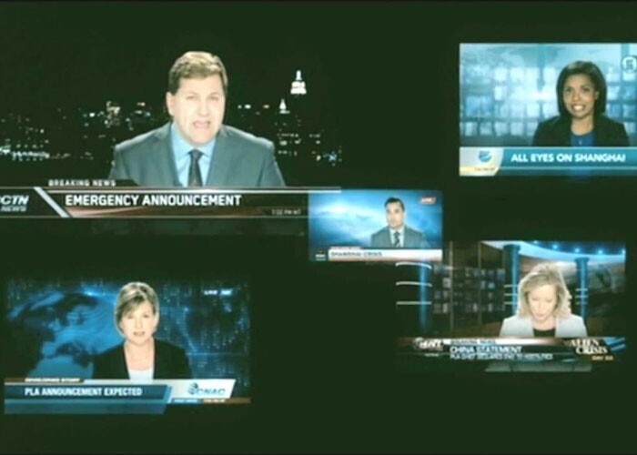 """""""Если кто-то звонит герою и предлагает включить телевизор, он включается ровно на нужной программе, в самом начале нужного выпуска новостей"""""""