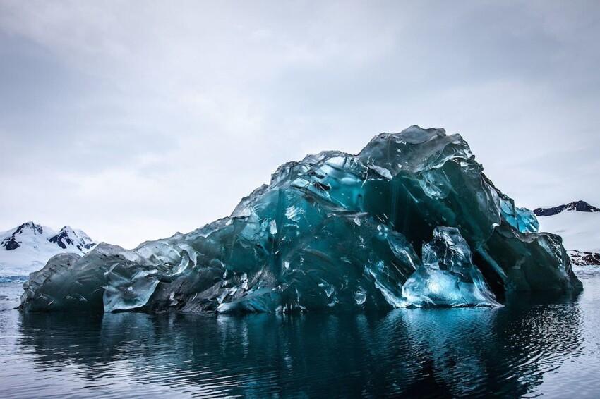 Перевёрнутый айсберг