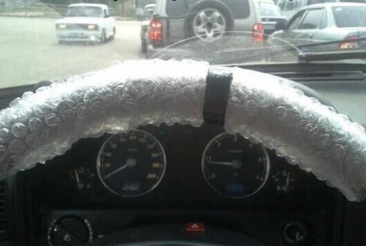 Как сохранить спокойствие за рулём