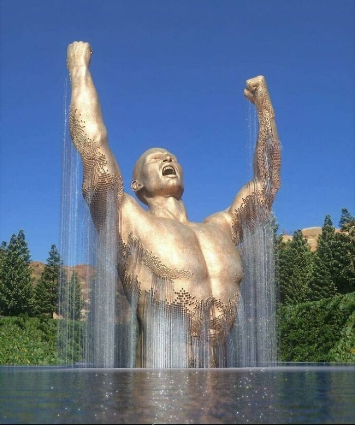 6. Статуя