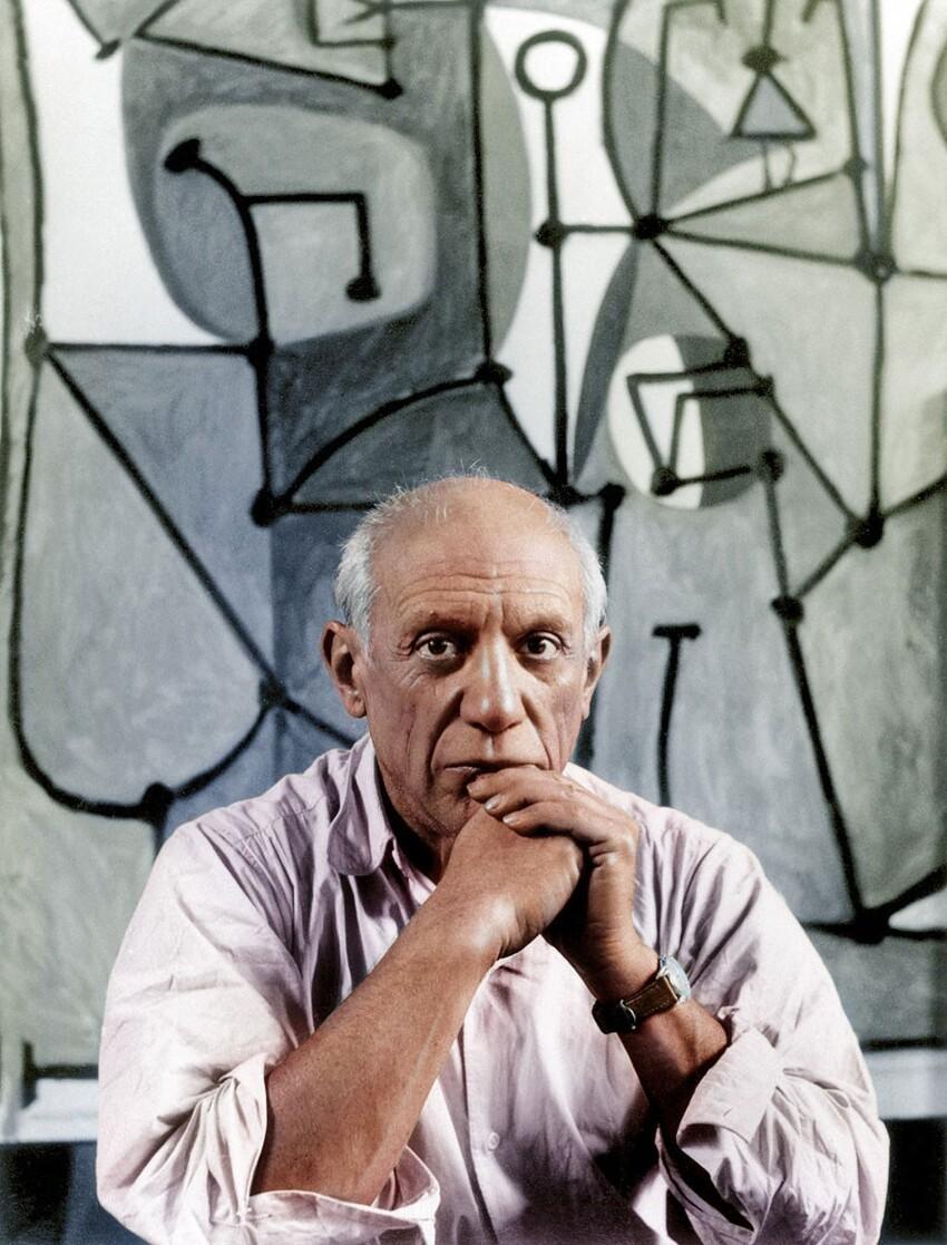 27. Пабло Пикассо
