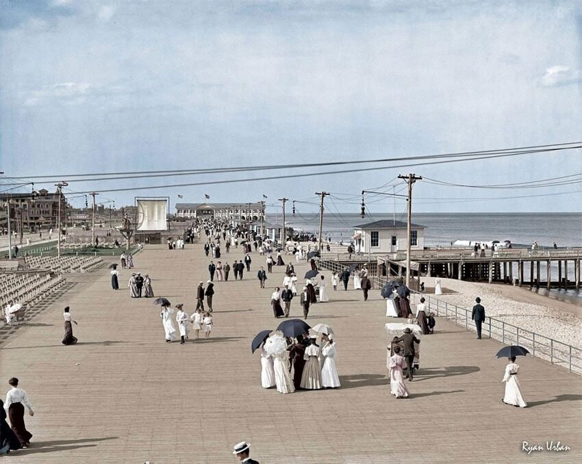 10. Джерси-Шор, 1905 год