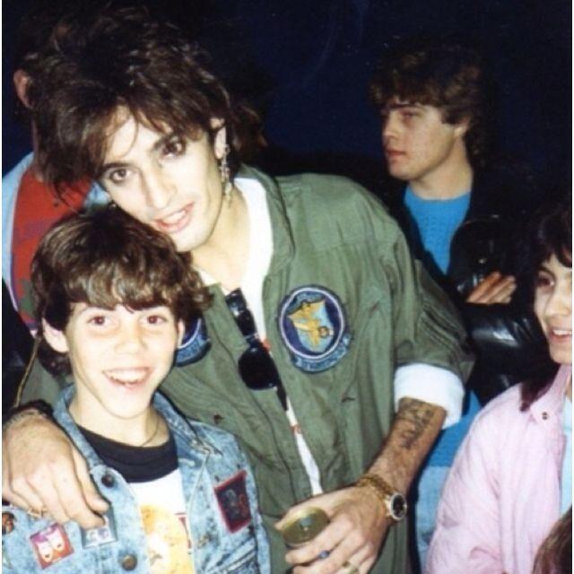 14. Стив-О и Томми Ли, 1987 год