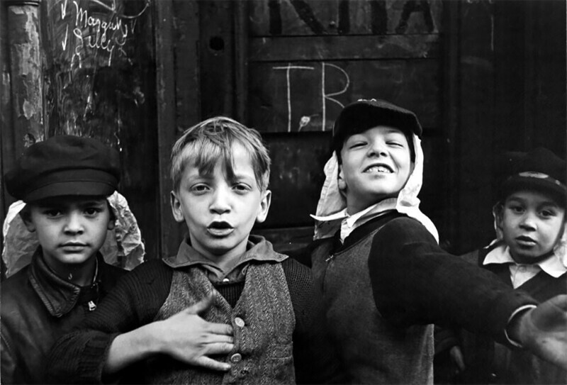Удивительные снимки уличной жизни Нью-Йорка в 1930-х - 1940-х годах