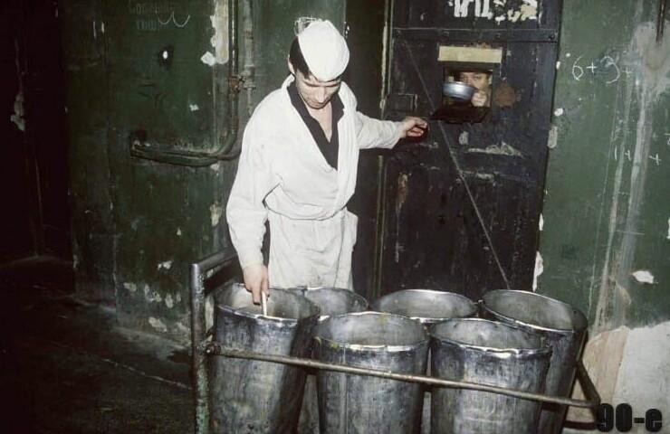 2. Обед в Бутырке. Москва, 1996 год