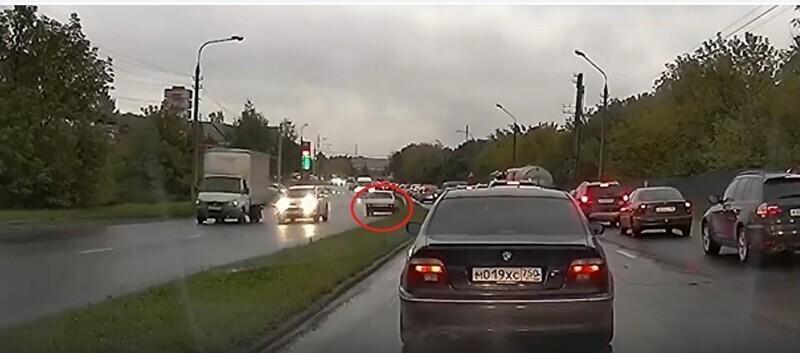 Слабоумие и отвага на Акуловском шоссе