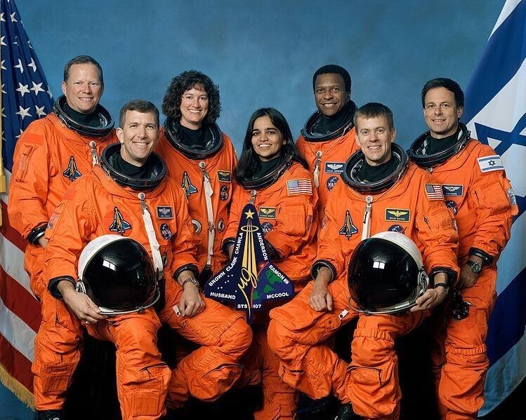 """Экипаж космического шаттла """"Колумбия"""" в 2003 году знал о неизбежной поломке во время старта, и о том, что они умрут за 40 секунд до быстрой разгерметизации кабины"""