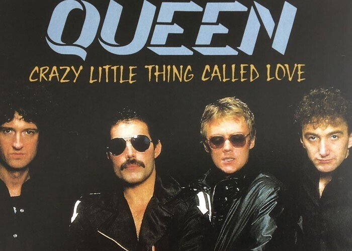 Фредди Меркьюри написал песню Crazy Little Thing Called Love за 10 минут лежа в ванной