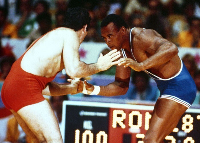 СССР до сих пор имеет самое большое количество олимпийских золотых медалей по борьбе