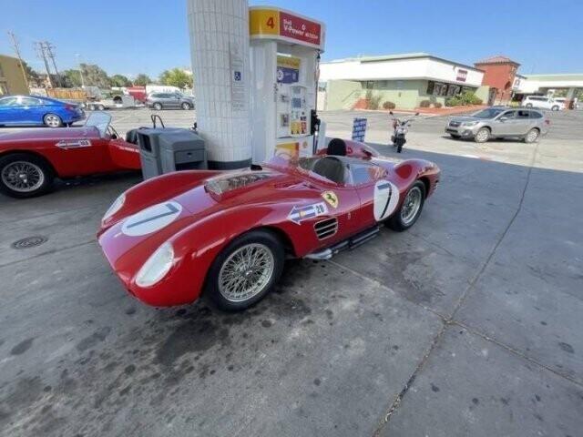 23. 40 миллионов долларов - Ferrari 250 Testa Rossa