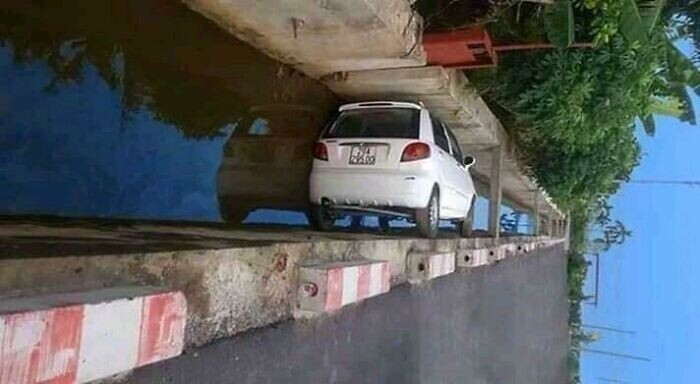 Уровень парковки - эксперт
