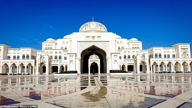 Каср аль-Ватан, Абу-Даби, ОАЭ