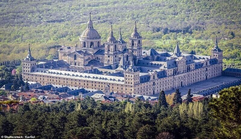 Эскориал, Испания