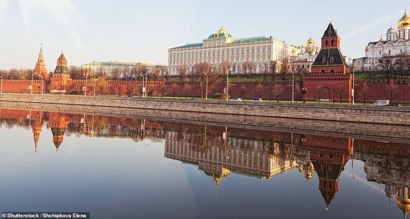 Большой Кремлёвский дворец, Москва, Россия