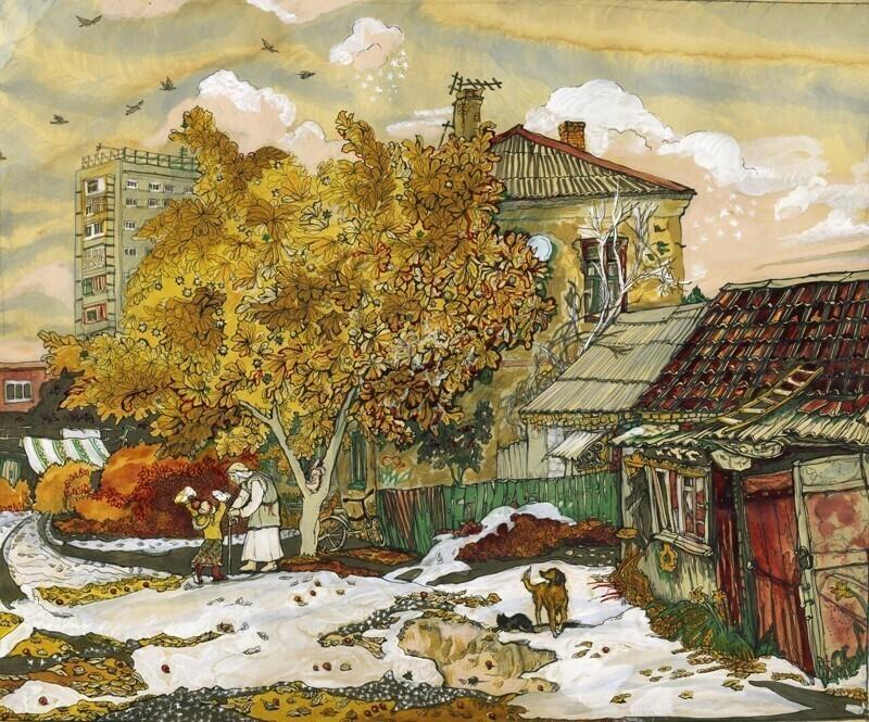 Восемьдесятпятая - осень, Орёл