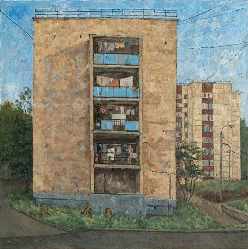 Как современные художники видят Россию