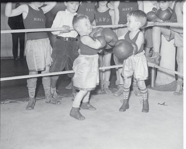 Детский бокс