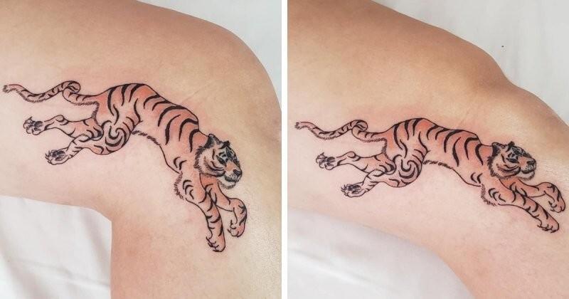 2. Бегущий тигр, затаившийся дракон