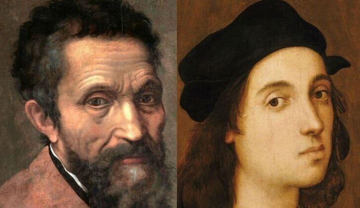 Микеланджело порекомендовали для росписи Сикстинской капеллы, чтобы испортить его карьеру