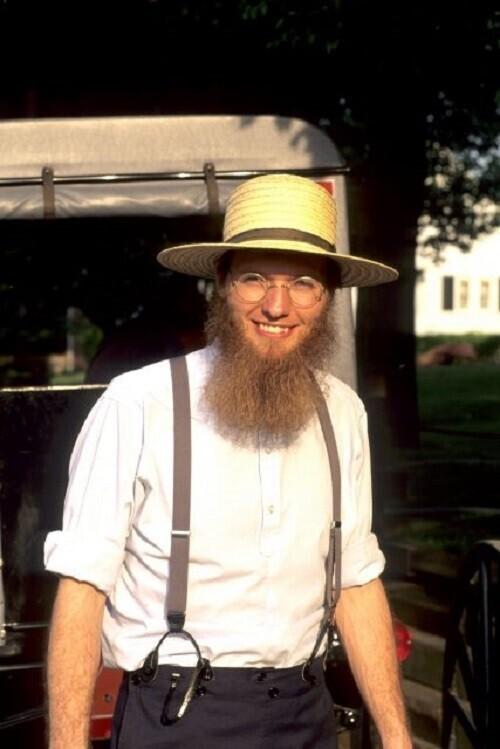 Борода - дело мужское
