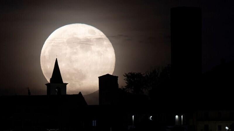 На Луне случаются лунотрясения