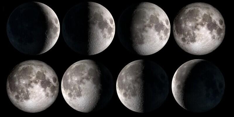 """У Луны нет """"темной стороны"""""""