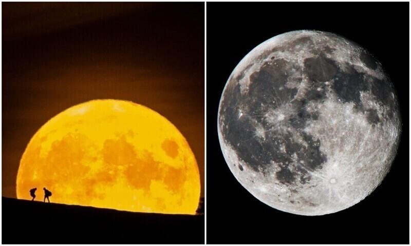 10 неожиданных фактов о всеми любимой Луне