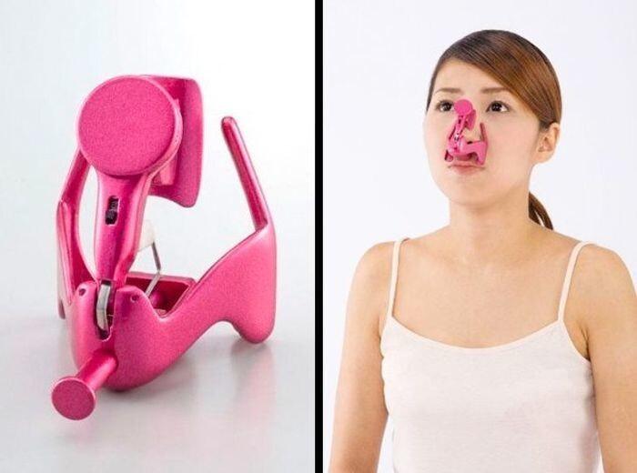Прибор для коррекции формы носа