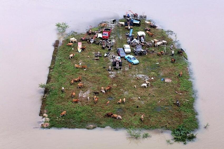Остров в Малайзии, где на самом деле живут люди