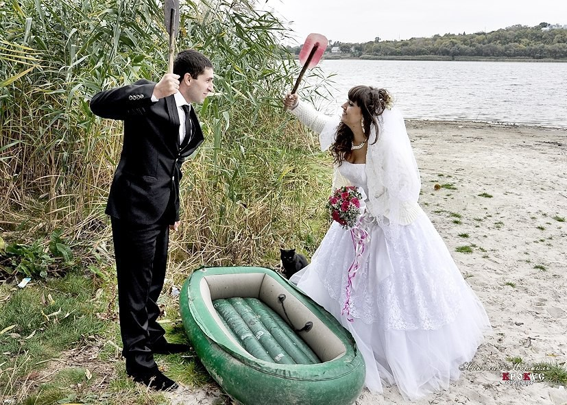 Забавные свадебные картинки