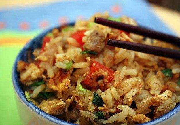 5 необычных блюд из риса