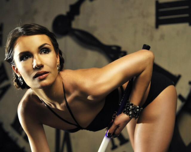 Самые сексуальные девушки спорта россии