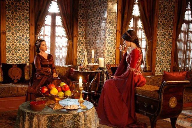 Как готовили наложниц в султанских гаремах