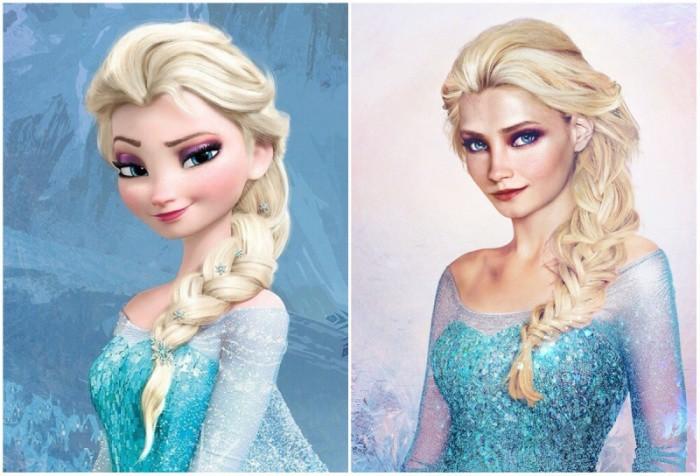 принцессы из мультика фото