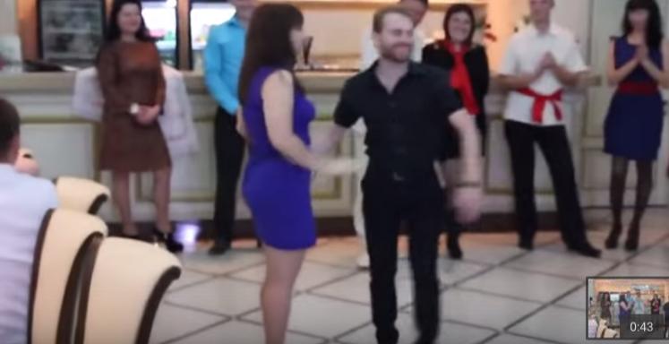 Самый эротичный танец