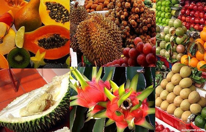 Каталог необычных букетов из овощей и фруктов