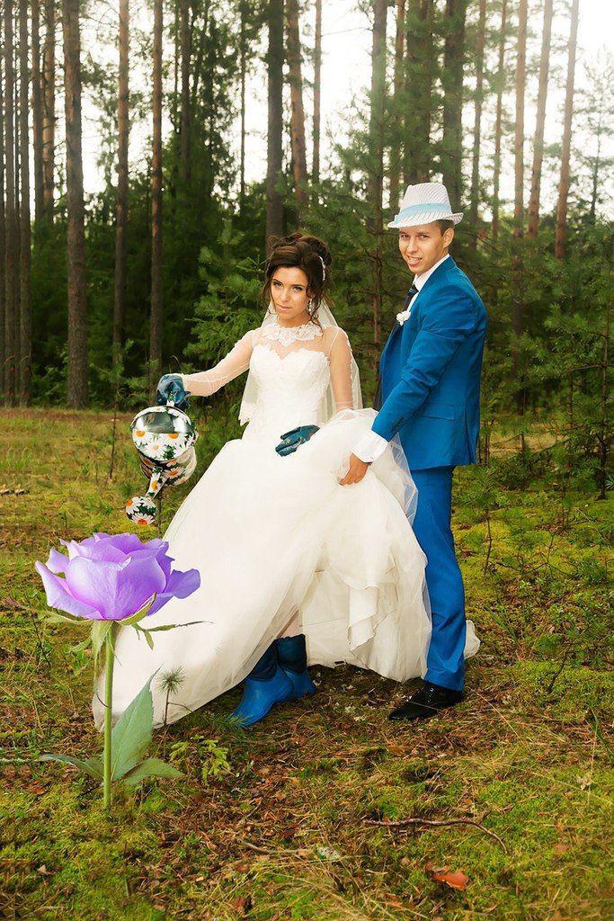 25 свадебных фотографий, после которых вы точно передумаете жениться