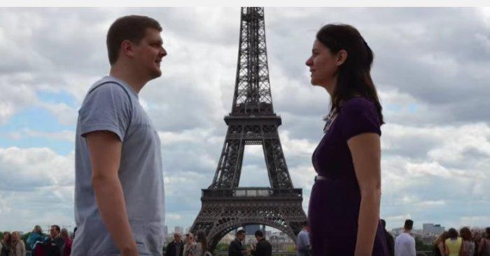 Эта пара узнала, что ожидает двойню. Только посмотри, КАК они подготовились к этому событию!